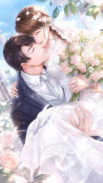 恋与制作人甜蜜婚礼