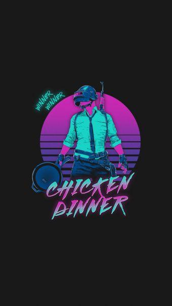 绝地求生吃鸡锁屏