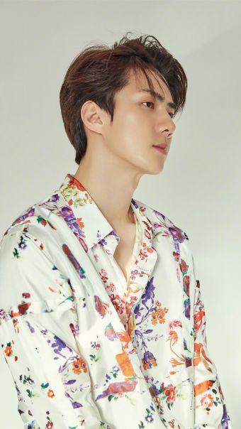 EXO吴世勋帅气写真